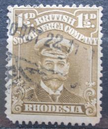 Poštovní známka Britská Jižní Afrika 1913 Král Jiøí V. Mi# 121
