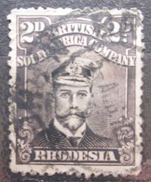 Poštovní známka Britská Jižní Afrika 1913 Král Jiøí V. Mi# 123