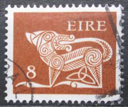 Poštovní známka Irsko 1976 Pes ze starodávné brože Mi# 346