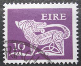Poštovní známka Irsko 1977 Pes ze starodávné brože Mi# 358