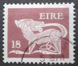Poštovní známka Irsko 1981 Pes ze starodávné brože Mi# 437