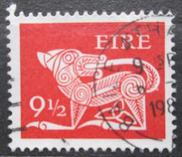 Poštovní známka Irsko 1979 Pes ze starodávné brože Mi# 411
