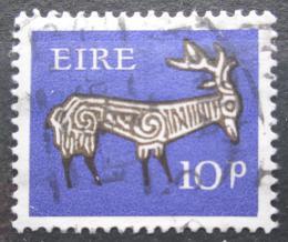 Poštovní známka Irsko 1969 Jelen Mi# 220