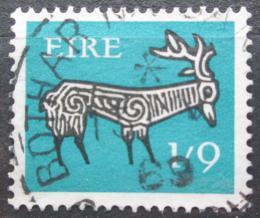 Poštovní známka Irsko 1969 Jelen Mi# 222