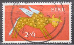 Poštovní známka Irsko 1968 Okøídlený býk Mi# 223