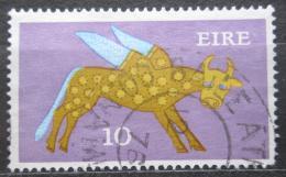 Poštovní známka Irsko 1971 Okøídlený býk Mi# 262 X Aa