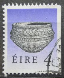 Poštovní známka Irsko 1990 Stará nádoba na vejce Mi# 725 IDr