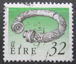 Poštovní známka Irsko 1991 Døevìná ozdoba Mi# 775