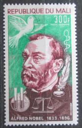 Poštovní známka Mali 1971 Alfred Nobel Mi# 268