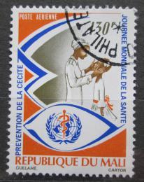 Poštovní známka Mali 1976 Svìtový den zdraví Mi# 528