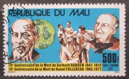Poštovní známka Mali 1987 Osobnosti Mi# 1088 Kat 2.80€