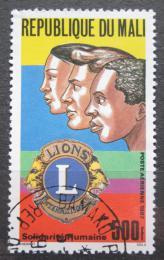 Poštovní známka Mali 1987 Lions Club Mi# 1103 Kat 2.80€