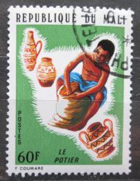 Poštovní známka Mali 1974 Hrnèíø Mi# 449