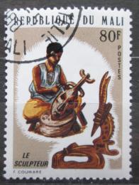 Poštovní známka Mali 1974 Øezbáø Mi# 451