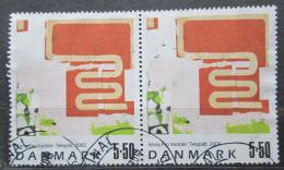 Poštovní známky Dánsko 2005 Umìní, Anna Fro Vodder pár Mi# 1408