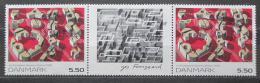 Poštovní známky Dánsko 2009 Umìní, Jes Fomsgaard Mi# 1538