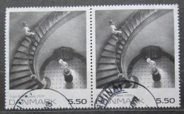 Poštovní známky Dánsko 2008 Fotografie, Viggo Rivad pár Mi# 1509