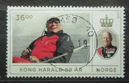 Poštovní známka Norsko 2017 Král Harald V. Mi# 1932 Kat 10€