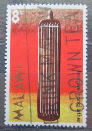 Poštovní známka Malawi 1973 Hudební nástroj Bangwe Mi# 204