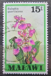 Poštovní známka Malawi 1979 Eulophia quartiniana Mi# 311
