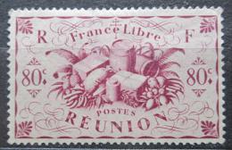 Poštovní známka Reunion 1943 Produkty zemì Mi# 271