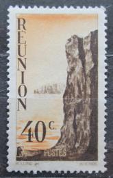 Poštovní známka Reunion 1947 Skála Mi# 311