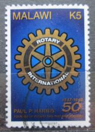 Poštovní známka Malawi 1997 Rotary Intl. Mi# 673