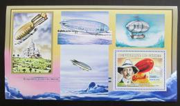 Poštovní známky Guinea 2006 Vzducholodì Mi# Block 1087