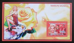 Poštovní známka Guinea 2006 Marilyn Monroe Mi# Block 1003