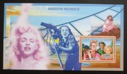 Poštovní známka Guinea 2006 Marilyn Monroe Mi# Block 1004