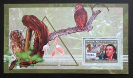 Poštovní známka Guinea 2006 Ptáci a Audubon Mi# Block 989