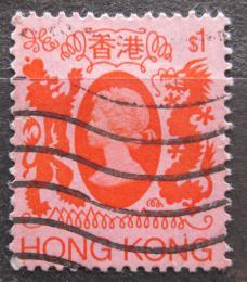 Poštovní známka Hongkong 1982 Královna Alžbìta II. Mi# 397