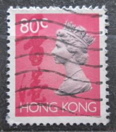 Poštovní známka Hongkong 1992 Královna Alžběta II. Mi# 658 - zvětšit obrázek