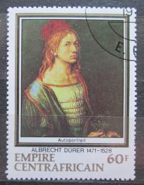 Poštovní známka SAR 1978 Umìní, Albrecht Dürer Mi# 572