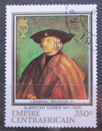 Poštovní známka SAR 1978 Umìní, Albrecht Dürer Mi# 575