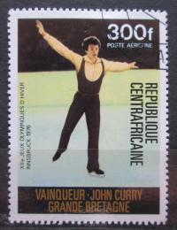 Poštovní známka SAR 1976 ZOH Innsbruck, krasobruslení Mi# 421