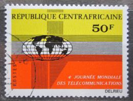 Poštovní známka SAR 1972 Svìtový den komunikace Mi# 264