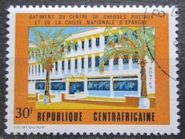 Poštovní známka SAR 1972 Spoøitelna v Bangui Mi# 271