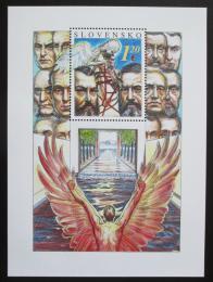 Poštovní známka Slovensko 2011 Slovenské memorandum, 150. výroèí Mi# Block 35