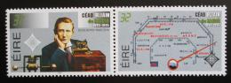 Poštovní známky Irsko 1995 Rádio, 100. výroèí Mi# 903-04 Kat 24€