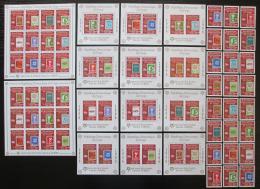 Poštovní známky Kongo Dem. 2005 Evropa CEPT, luxusní set KOMPLET Kat 200€