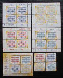 Poštovní známky Fidži 2005 Evropa CEPT, luxusní set KOMPLET Kat 51€