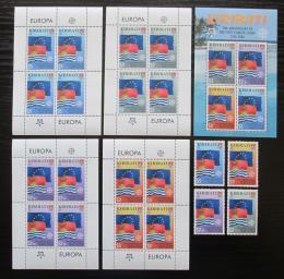 Poštovní známky Kiribati 2006 Evropa CEPT, luxusní set KOMPLET Kat 128€