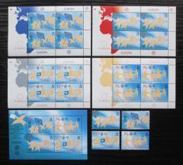 Poštovní známky Svatá Helena 2006 Evropa CEPT, luxusní set KOMPLET Kat 72€