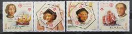 Poštovní známky Rumunsko 2005 Evropa CEPT Mi# 5974-77 Kat 14€