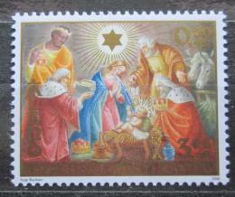 Poštovní známka Alandy, Finsko 2000 Køes�anství, 2000. výroèí Mi# 181