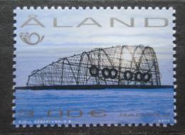 Poštovní známka Alandy, Finsko 2002 NORDEN, umìní 20. století Mi# 207 Kat 7€