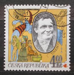 Poštovní známka Èeská republika 1999 Vincenc Priessnitz Mi# 227