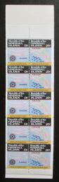 Sešitek Marshallovy ostrovy 1984 Ostrovy Mi# MH 9-10 D Kat 10€