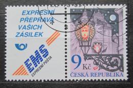 Poštovní známka Èeská republika 2003 Pozdrav Mi# 380